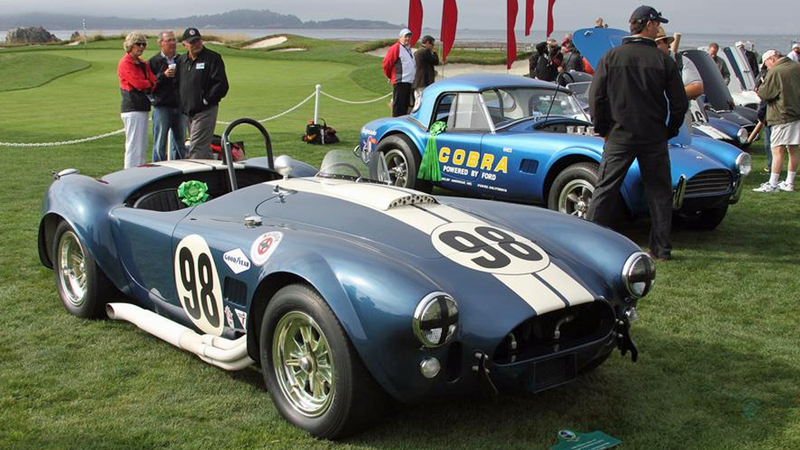 Illustration for article titled Watch Pebble Beach Concours Live on Sunday With Streaming Video