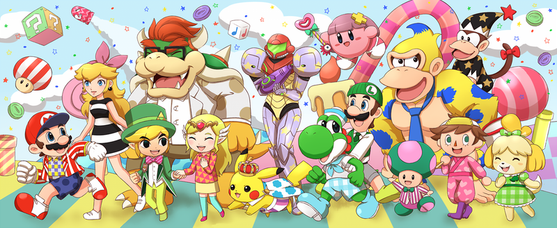 Illustration for article titled Dad Bowser Is The Father Figure The Mushroom Kingdom Needs