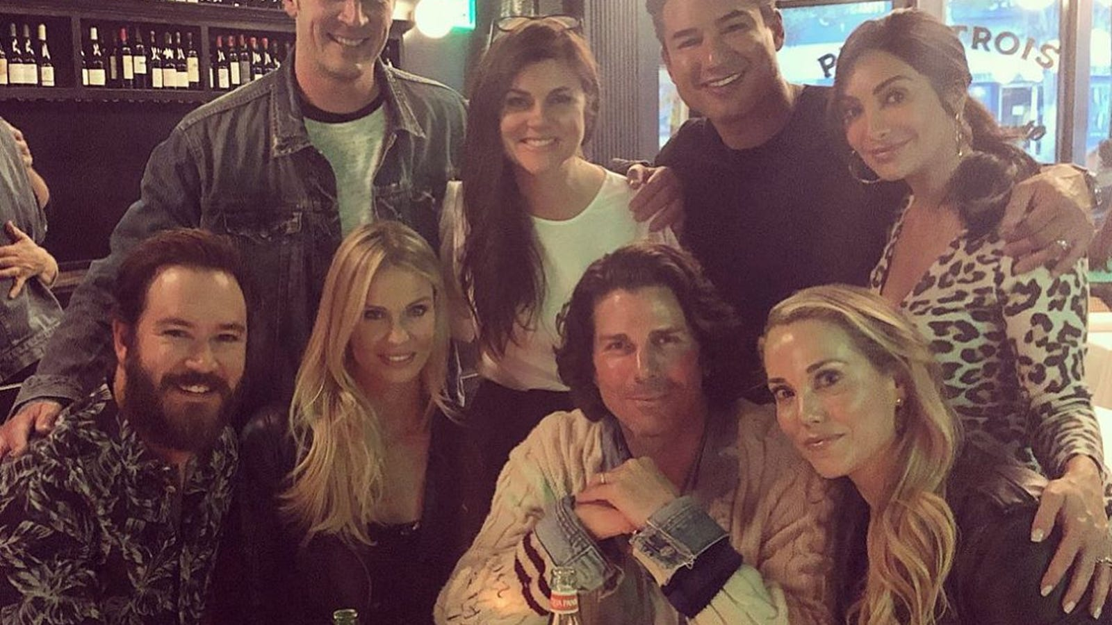 Thirty Years Later, the Cast of Saved By the Bell Is Having a Great Time