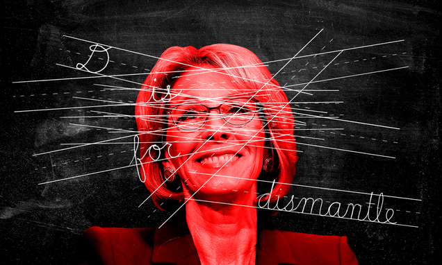 Betsy DeVos Is Coming For Your Children