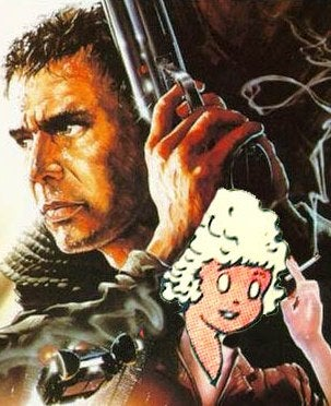 Illustration for article titled Ridley Scott Admits Little Orphan Annie Inspired Blade Runner