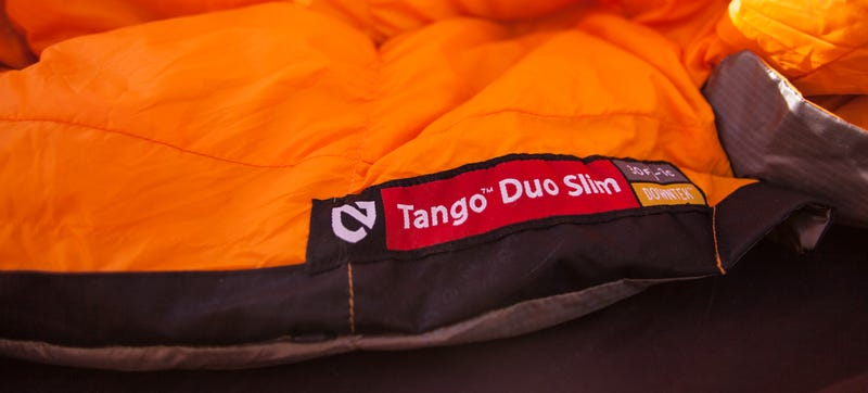Illustration for article titled Adventure Tested: Nemo Tango Duo Slim Two-Person Sleeping Bag