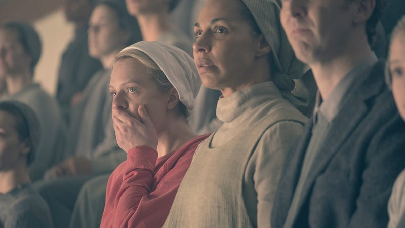 "Illustration for article titled Handmaid's Tale producer says season 3 will focus on ""the resistance"""