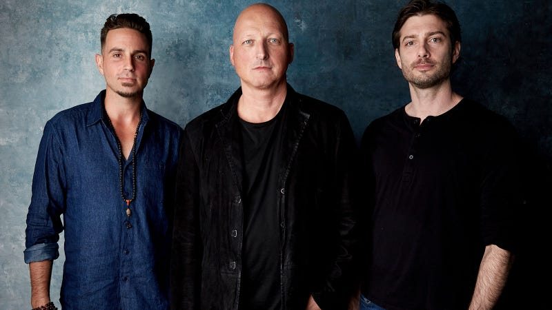 L-R: Wade Robson, Dan Reed, James Safechuck
