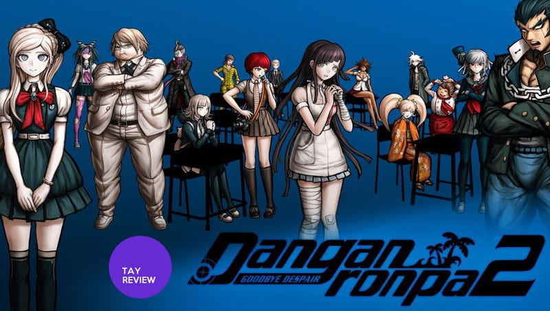 Illustration for article titled Danganronpa 2: Goodbye Despair: The TAY Review