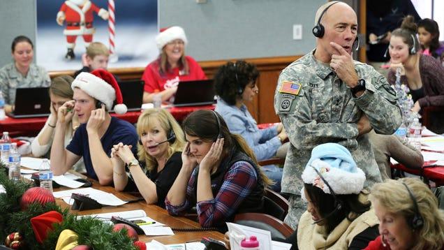 At Least the Government Shutdown Won t Cancel Santa