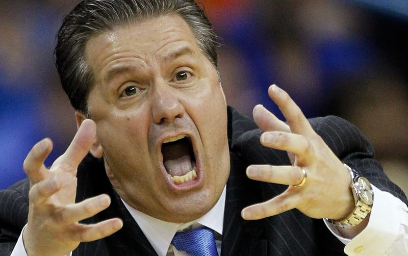 Illustration for article titled John Calipari's Deal Is Bad, Even For Players Whose Knees Survive It