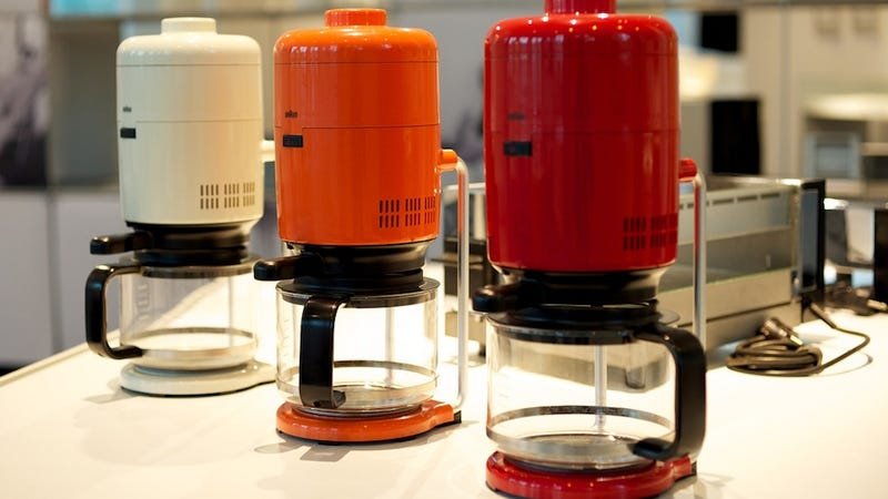 Braun Aromaster Coffee Maker 4 Cup : Braun Aromaster KF 20: A Coffee Maker Only an Astronaut Could Have Truly Appreciated