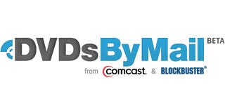 Illustration for article titled Blockbuster and Comcast Hoping to Tag-Team Netflix with DVDsByMail Service
