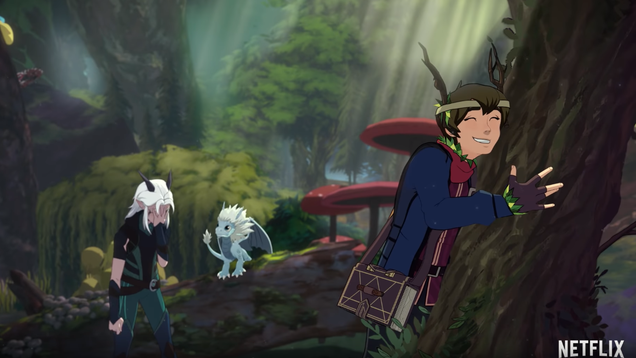 The Dragon Prince Is Racing Against Time in The Trailer for Season 3
