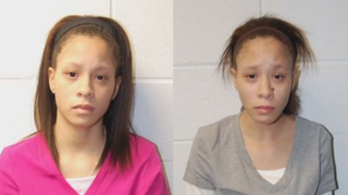 Tasmiyah Whitehead and her twin sister, Jasmiyah, shown here at 16, confessed to the 2010 murder of their mother, Jarmecca Whitehead.11 Alive screenshot