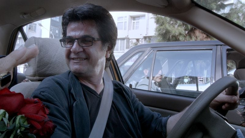 Illustration for article titled Jafar Panahi crashes the gates of censorship in a Taxi