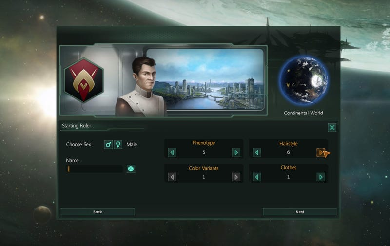 Paradox Pulls Stellaris Mod That Makes All The Characters White