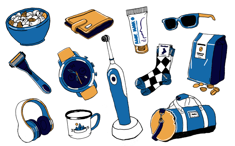 Illustration for article titled 13 Gifts Under $100: Duffles, Drones, Headphones, Pullovers, Sunglasses & More
