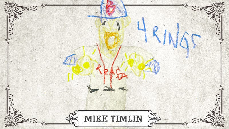 Illustration for article titled Vote For Mike Timlin, World Champion Of Baseball