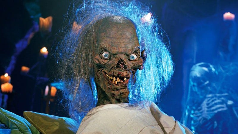 Illustration for article titled TNT's Tales From The Crypt reboot is DOA