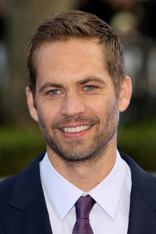 Paul WalkerTim P. Whitby/Getty Images