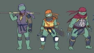 Illustration for article titled Michael Bay, take a cue from these Ninja Turtle designs