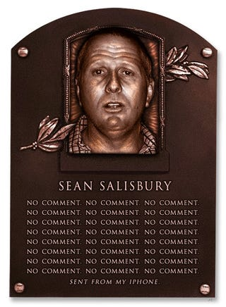 """Illustration for article titled """"My Life Has Become A Walking Train Wreck"""": Checking In With Sean Salisbury"""