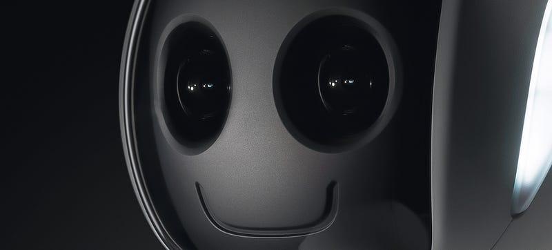 Illustration for article titled El nuevo robot Asimo de Honda es más inteligente (y un poco siniestro)