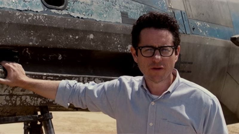 Illustration for article titled J.J. Abrams to receive Visionary Award