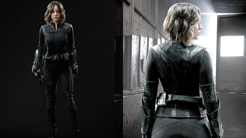 Illustration for article titled Skye Debuts Her Secret Warriors Uniform on Agents of SHIELD