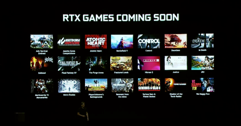Illustration for article titled Nyren's Corner: Apparently NVIDIA Forgot to Clarify RTX Support