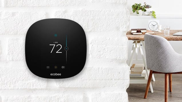 Upgrade Your Home With An Ecobee Smart Thermostat For Just $149