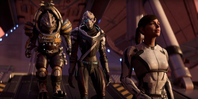 Während Mass Effect Andromeda Viele Dinge Falsch Gemacht Hat Hat