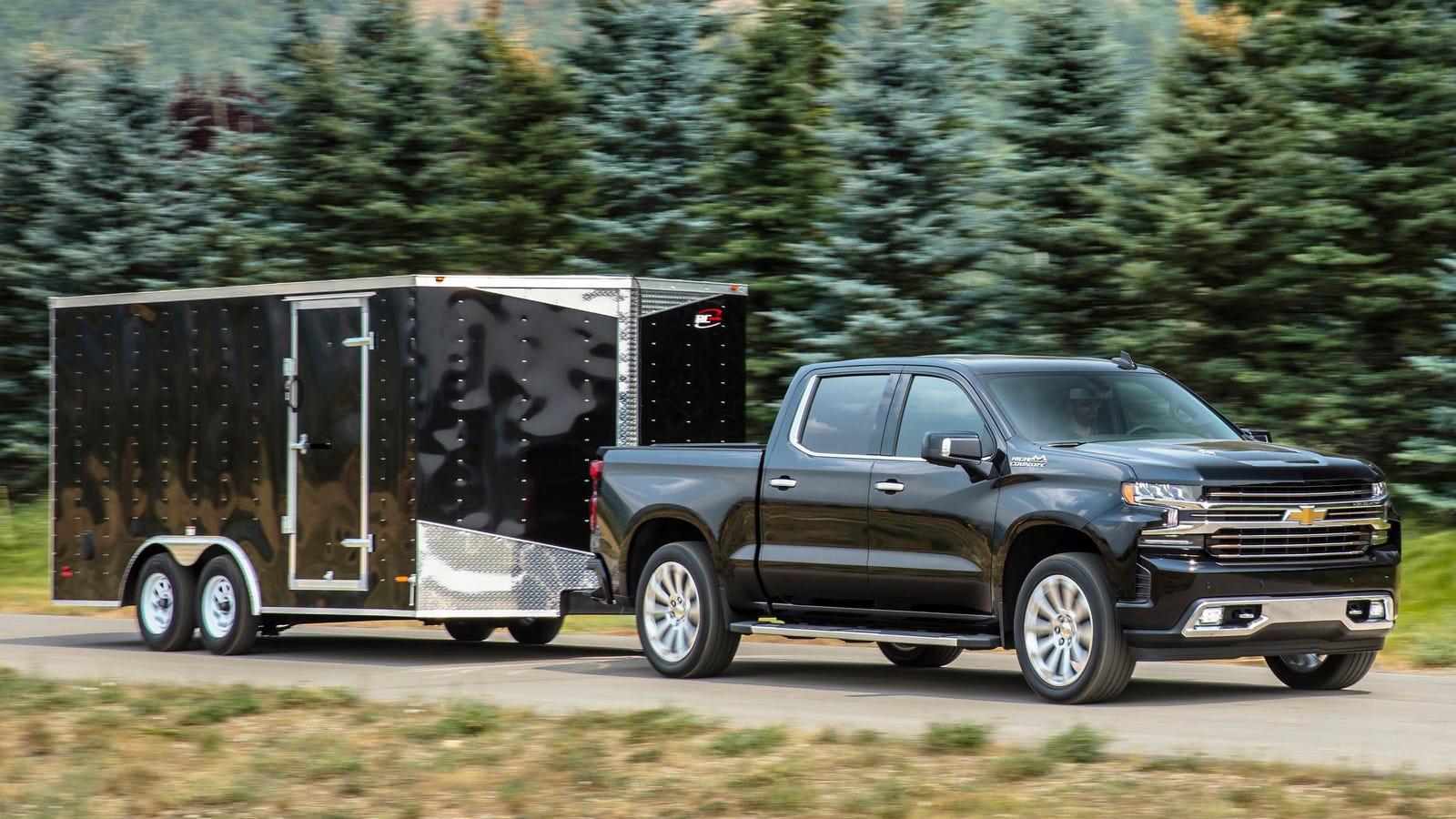 Gm Delays Chevy Silverado And Gmc Sierra 3 0 Liter Duramax Diesel