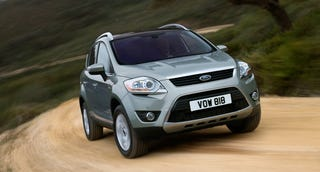 Illustration for article titled Ford Kuga Production Hotter Than Jane Seymour, Pics And Details