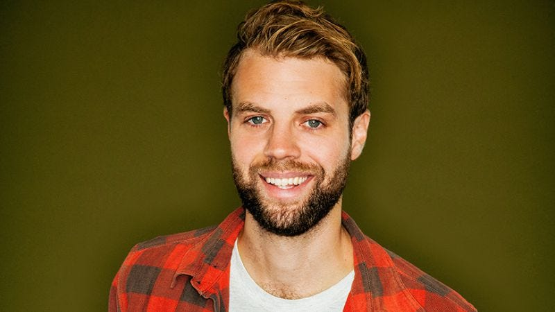 "Illustration for article titled Brooks Wheelan is going on a tour of ""flyover country"""