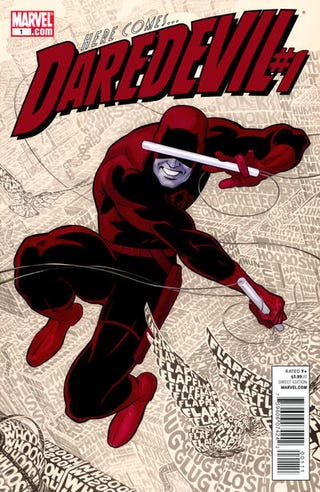 Illustration for article titled Why You Should Read Mark Waid's Daredevil