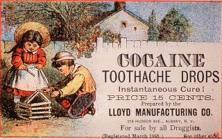 Illustration for article titled This Vintage Medical Advertisement Is Ever So Slightly Problematic