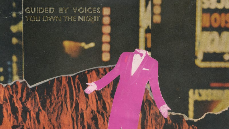 Illustration for article titled Guided By Voices looks to the future in an exclusive debut of its new 7""