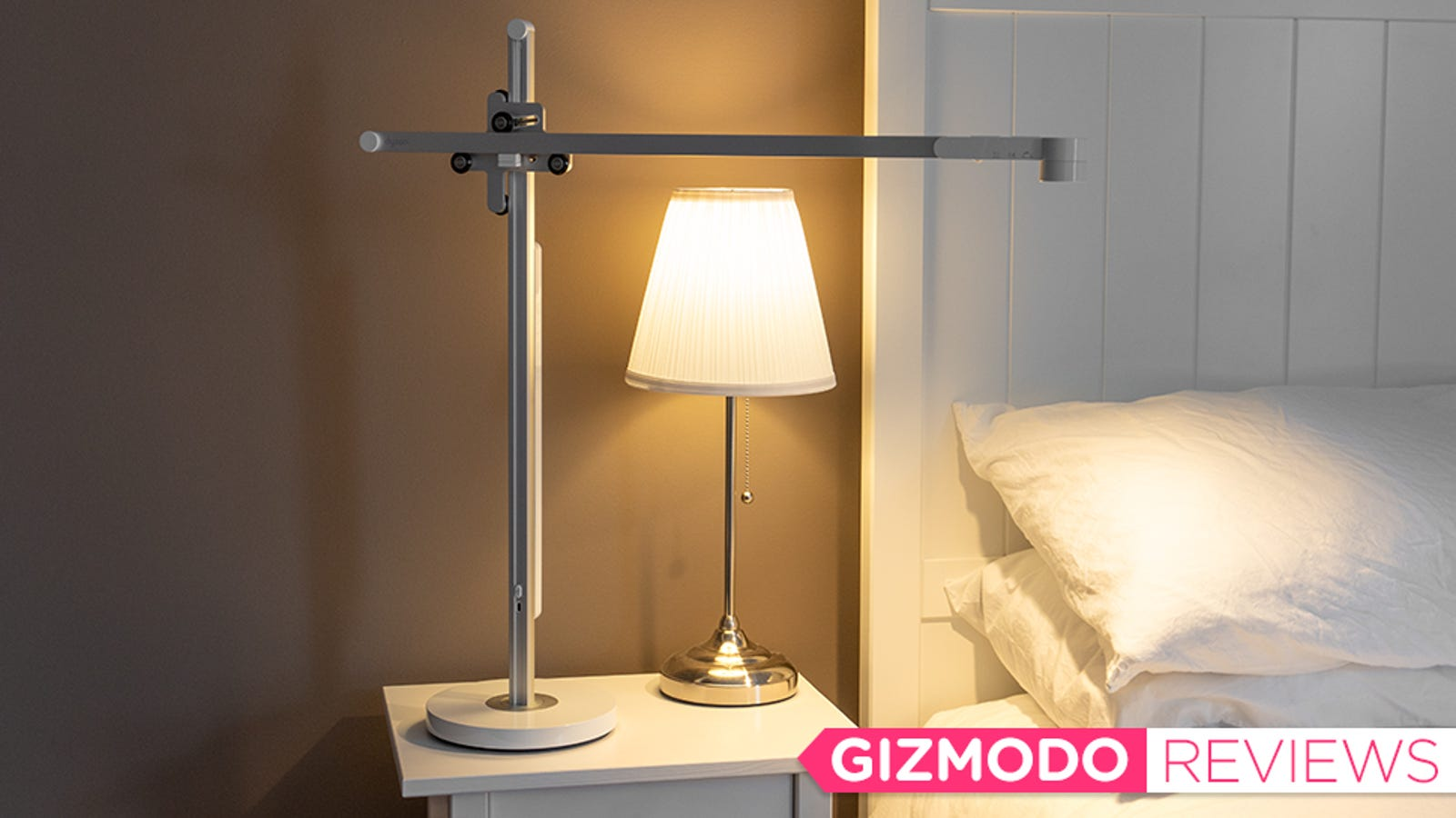 photo of Dyson's $600 Daylight Tracking Light Is the Only Lamp I've Ever Had to Reboot image