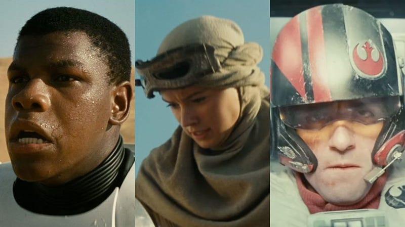 Illustration for article titled Este será el nuevo Jedi que luchará en Star Wars: The Force Awakens