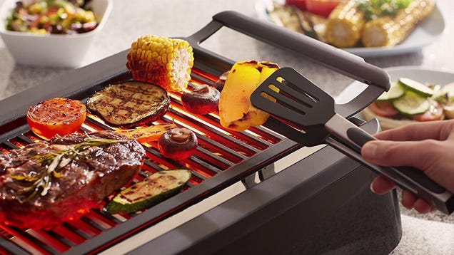 Philips\' Indoor Grill Is As Close As Apartment Dwellers Will Get ...