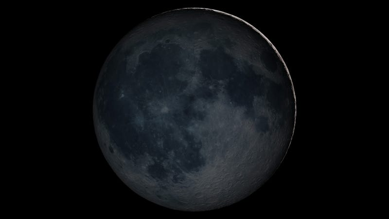 moon observation nasa - photo #42