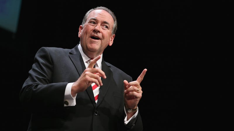 Illustration for article titled Mike Huckabee Is Standing By That Holocaust Comment Goddammit