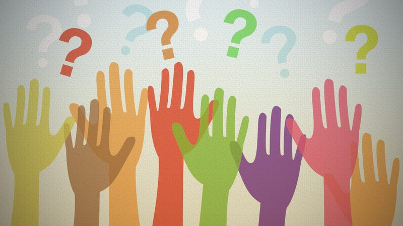 how to ask questions positively