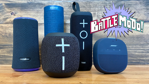 The Best Bluetooth Speaker for $100 or Less