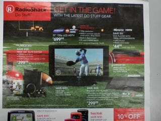 Illustration for article titled Radio Shack Confirms 360 Price Cuts?