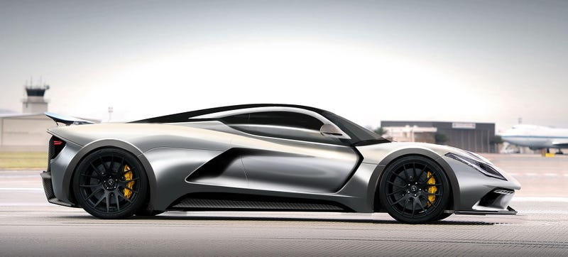 Illustration for article titled Hennessey Will Sell At Least 30 290 MPH Venom F5s For $1.3+ Million Each