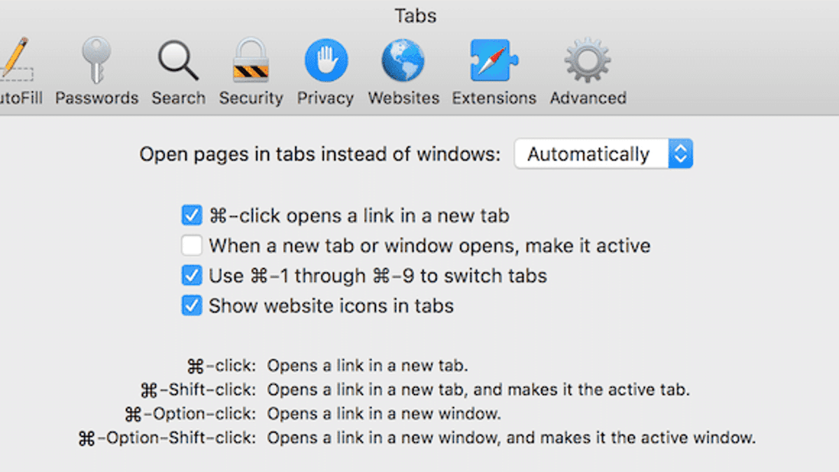 How to Enable Safari 12 Favicons on Mac and iOS