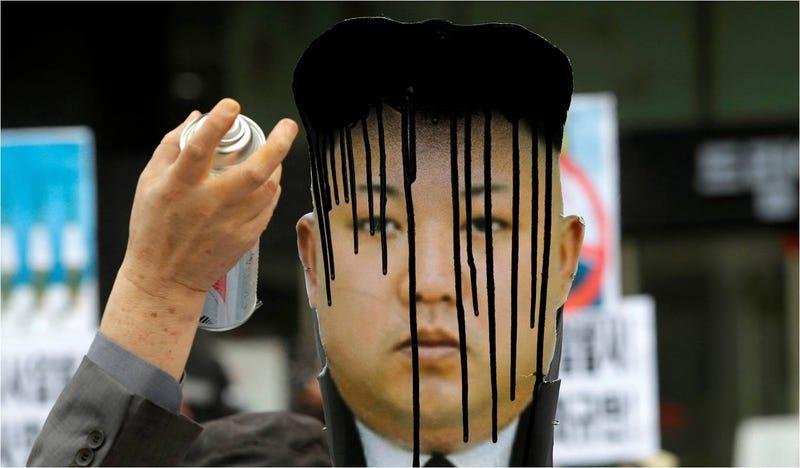 Illustration for article titled Corea del Norte amenaza con atacar EE.UU. por acusarle de hackear a Sony