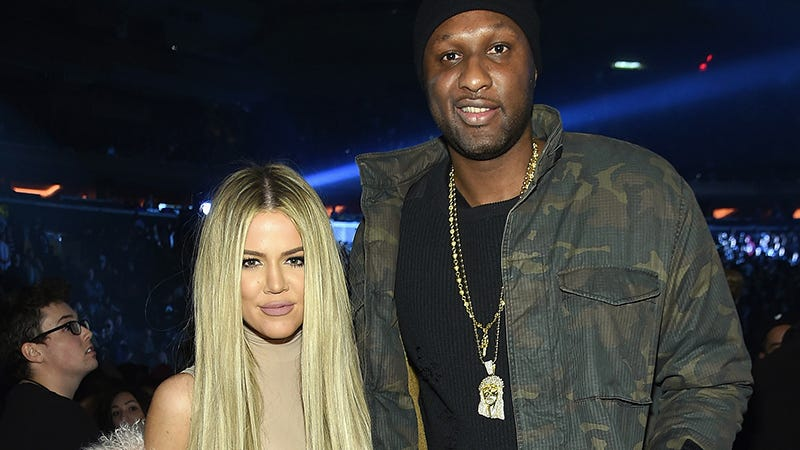 Illustration for article titled Khloe Kicked Lamar Out of the Home She Rented For Him After Finding a Crack Pipe