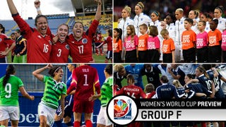 Illustration for article titled Women's World Cup Group F Preview: Everyone's Fighting For Second Place