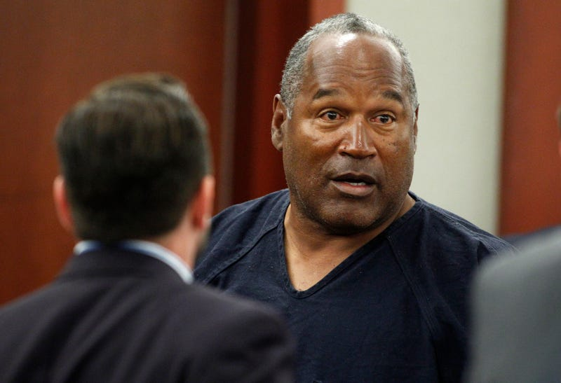 OJ Simpson May Lose His Chance At Parole After Being Caught Masturbating!