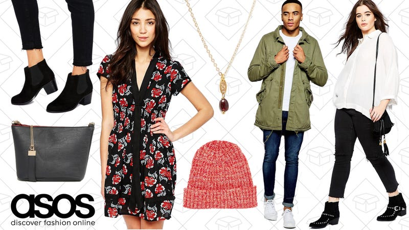 Extra 10% off ASOS sale with code MOREPLEASE